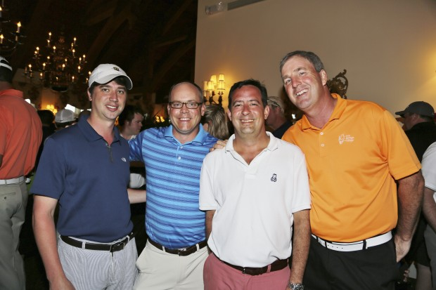 Michael Rowan, Eric Wood, Thom Williams, Larry Parres