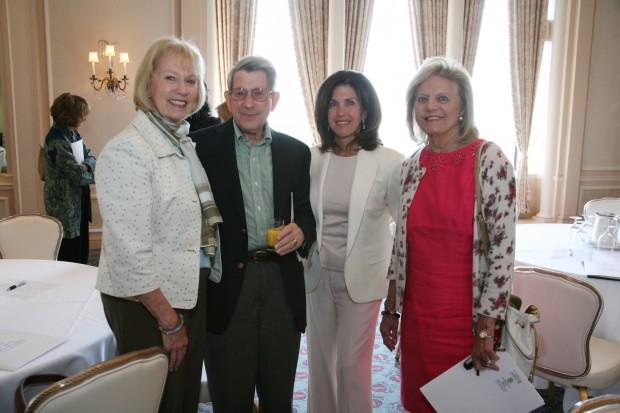Kathy Pratt, Walter Shifrin, Pam Brown, Vicki Altvater