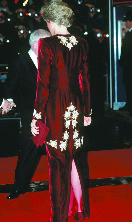 DIANA PREMIERE BACKVIEW