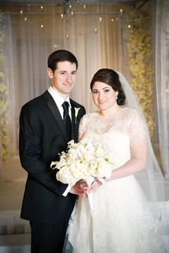 Emily Liberman and Adam Altman