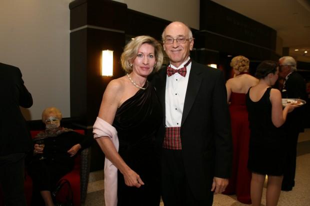 Rebecca and John Reeve