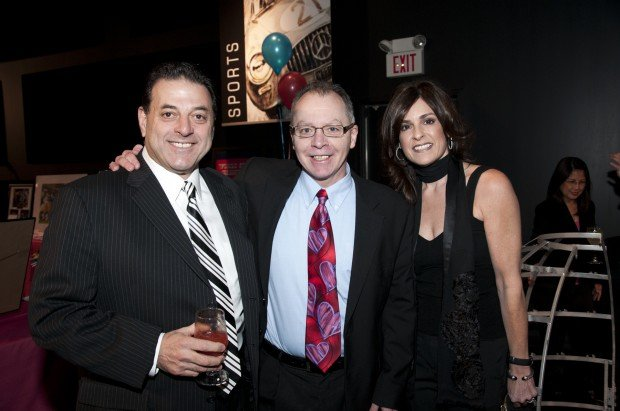 Charlie Gitto, Tony Poole, Paula Gitto