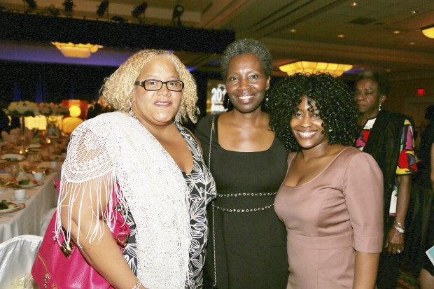 Sherry McIntee, Cassandra Pinkston, Daffney Moore