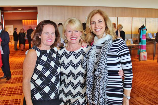 Jane  Fisher (Chair), Mary Hebrank, Kristy Straeb (Auction Chair)