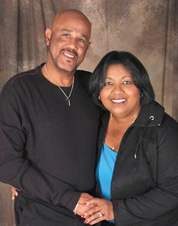 Jill Young and Mario Menears