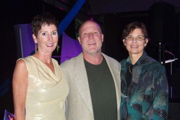 Drs. Kathy and David Diemer, Dr. Amy Mosher
