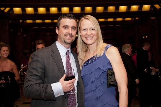 Mike and Terri Besmer