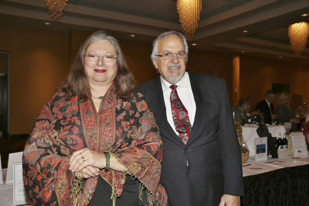 Barb and Gary Sauer