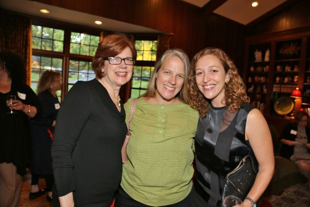 Kelly Weber, Kate Poss Morency, Mary Ann Srenco