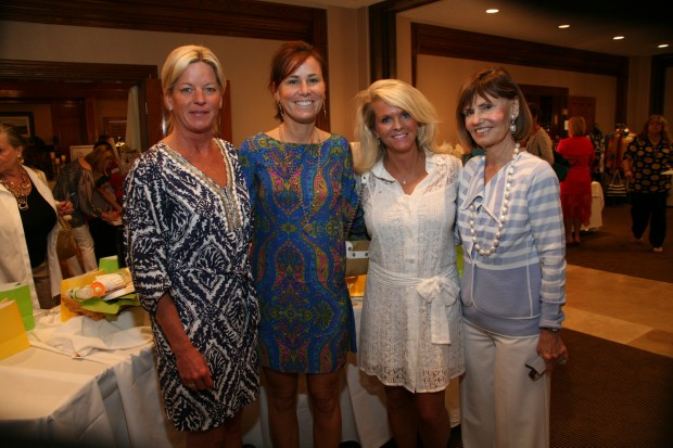 Lucie Hughes, Karen Dolan, Stacey Cribbin