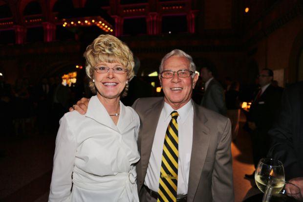 Kelly Lutz, James Wilson