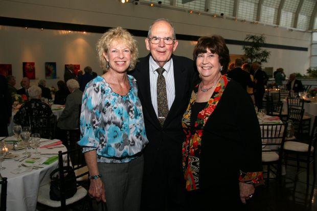 Ruth Kohl, Rev. Dr. Howard and Rosella Gleason