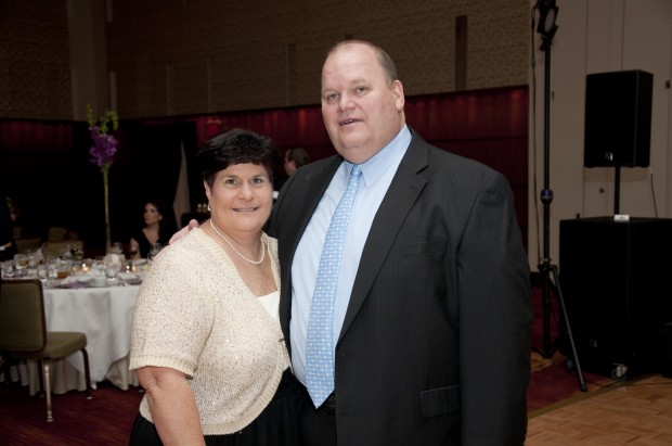Anne and Dave Birkenmeier