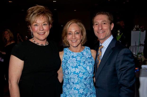 Joy Krieger, Sue and Gregg Berdy