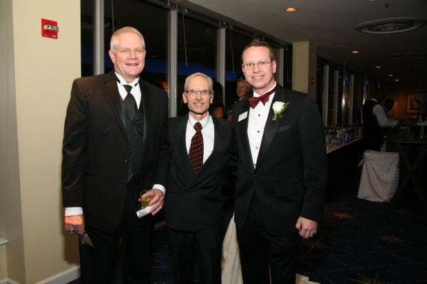 Ray Wiesehan, Chuck Jahneke, Matthew Thayer