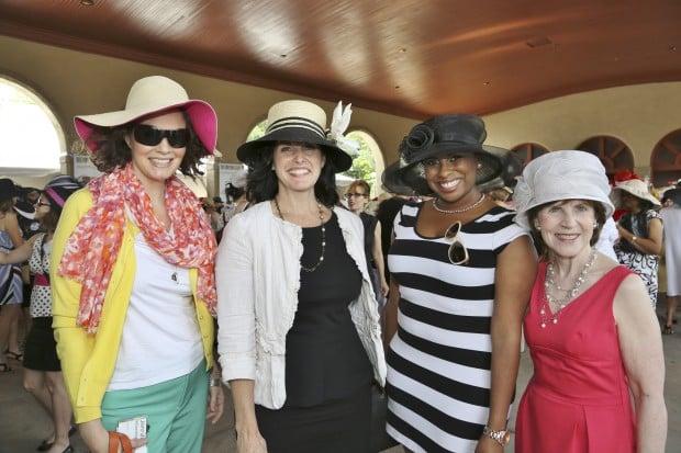 Jennifer Klaverkamp, Margaret McDonald, Jasmine Evans, Margaret Donnelly