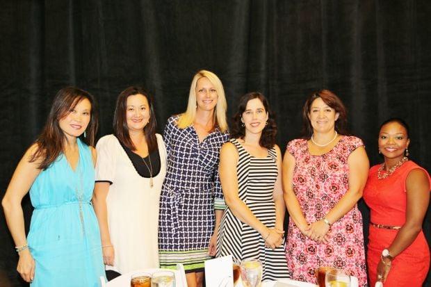 Laurie Wayne, Sue Chan, Anne Walkenhorst, Laura Sagger, Alison Jenkinson, Angela Rhone