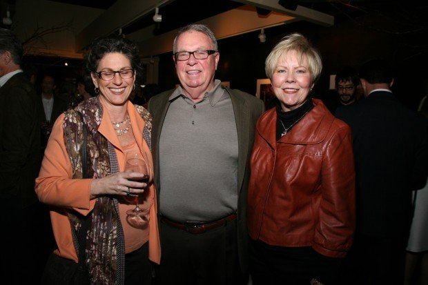 Susan Weisman, Barry and Judy Hayden