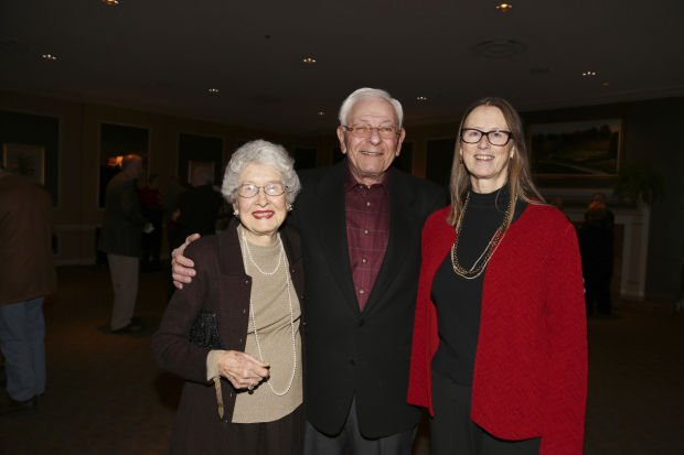 Mary Ellen Prucker, Richard Glass, Catherine Williamson