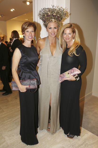 Diana For, Nicole Benoist, Laura Maurice