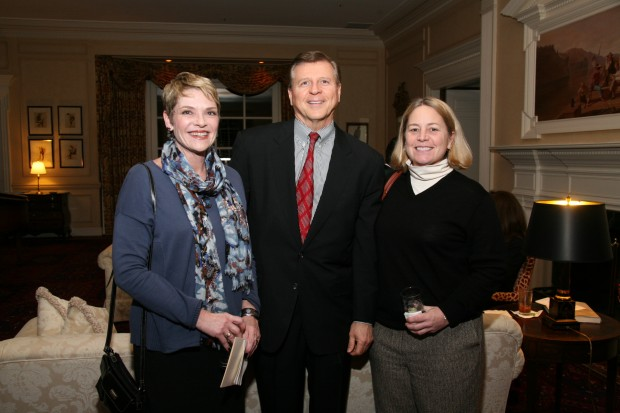 Kim Baker, Tom Wickenhauser, Becky Marsh