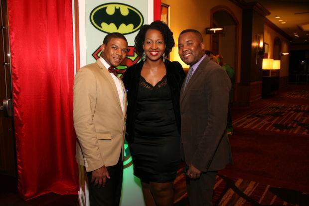 Terence Pleasant, Makiba Foster, Jeffrey McCune