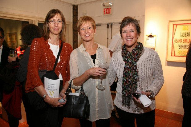 Nancy Seiler, Paula Haltenhof, Maureen Jennings