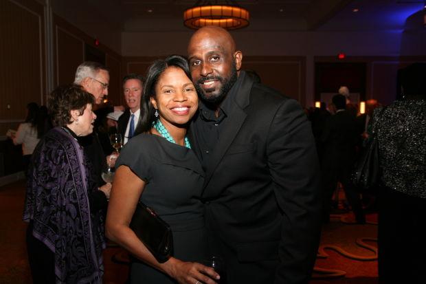 Jovita and Darius Foster