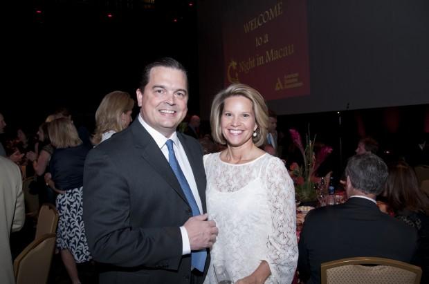 Dr. Robert and Brenda Hagan