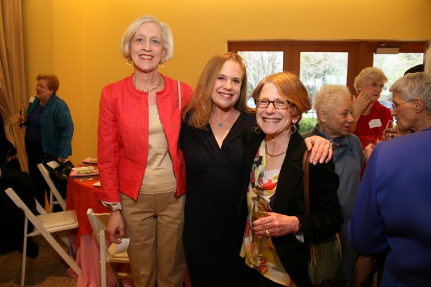 Kim Eberlein, Barbara Shuman, Sheila Greenbaum