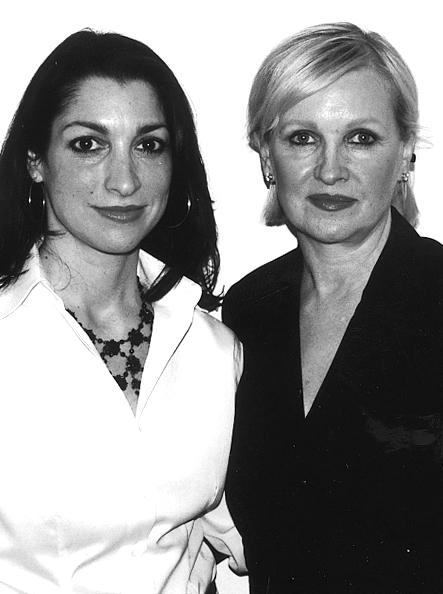 Sohaila Danesh and Arlene Lilie