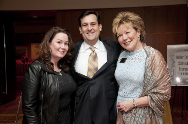 Angie Fox Gwinner, Jim Gwinner, Joy Krieger