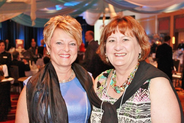 Kathy Erkrich, Joan Ferguson