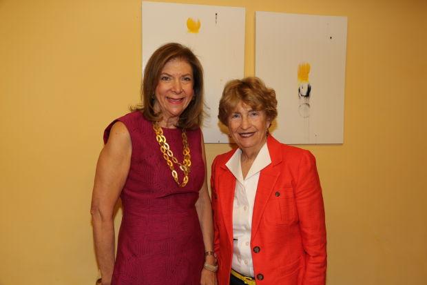 Phyllis Langsdorf, Suzie Nall
