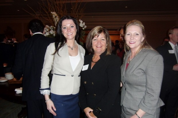 Suzy Morris, Debbie Hanak, Cheri Bliefernich
