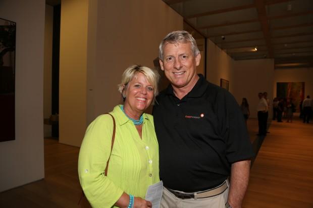 Susan McGraw, Brian McGinnis