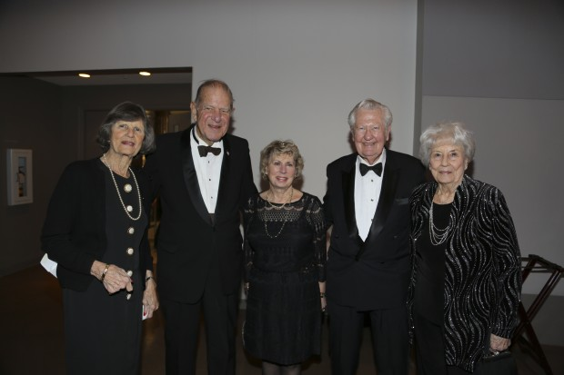 Janet and Turk Turley, Nanne Simonds, Hank and Gini Schreimann