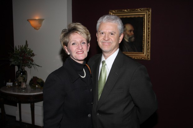 Tricia and Don Bouton