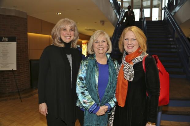 Dot Soldavini, Kathleeen Wood, Susan Block