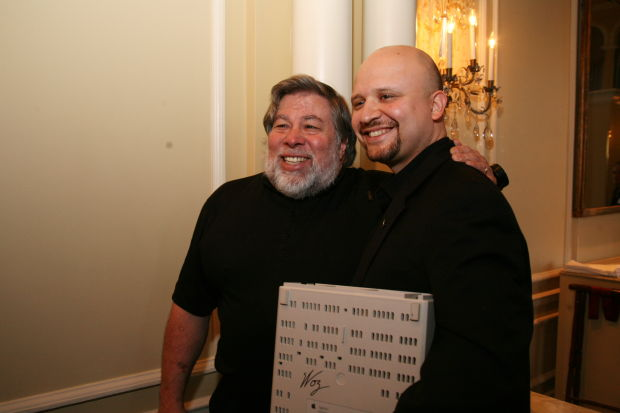 Steve Wozniak, Marcelle Brown