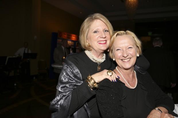 Susan Block, Judy Taylor