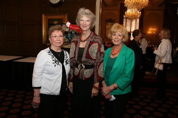 Vicki Kearney, Marilyn Panter, Vicki Merz