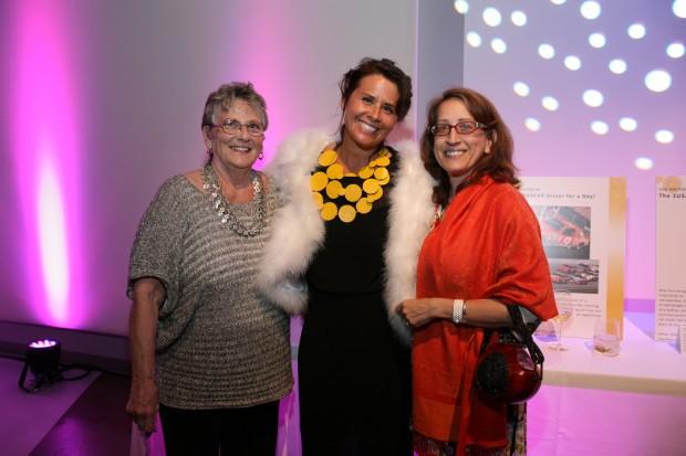 Mary Neuman, Heidi Neuman, Meri Ellen Taylor