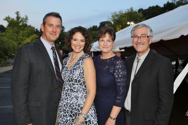 Chris and Jennifer Klaverkamp, Debra Hollingsworth, Mark Stacye