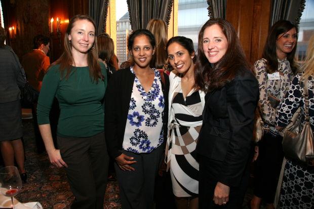 Carolyn Koenig, Kavitha Kosuri, Keya Hindia, Tracy Riordan