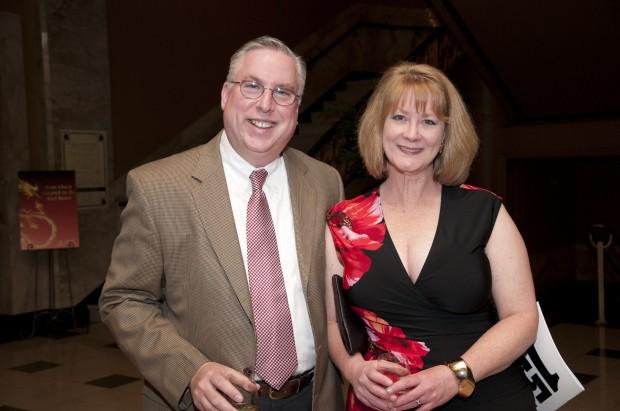 Bob and Jenny Hensley