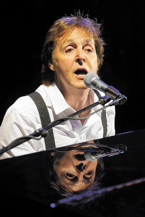 Coachella Music and Arts Festival 2009 - Paul McCartney