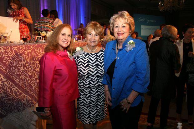 Barbara Shuman, Susan Nall, Alice Handelman