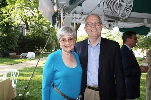 Janet Brown, Paul Reuter