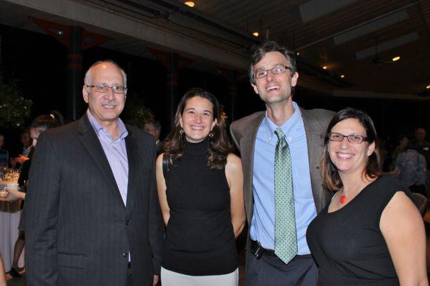 Dr. Victor Davila, Anne Sebert-Kuhlmann, Matt Kuhlmann, Dr. Susana Lazarte